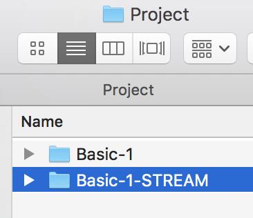Import new folder into Premiere